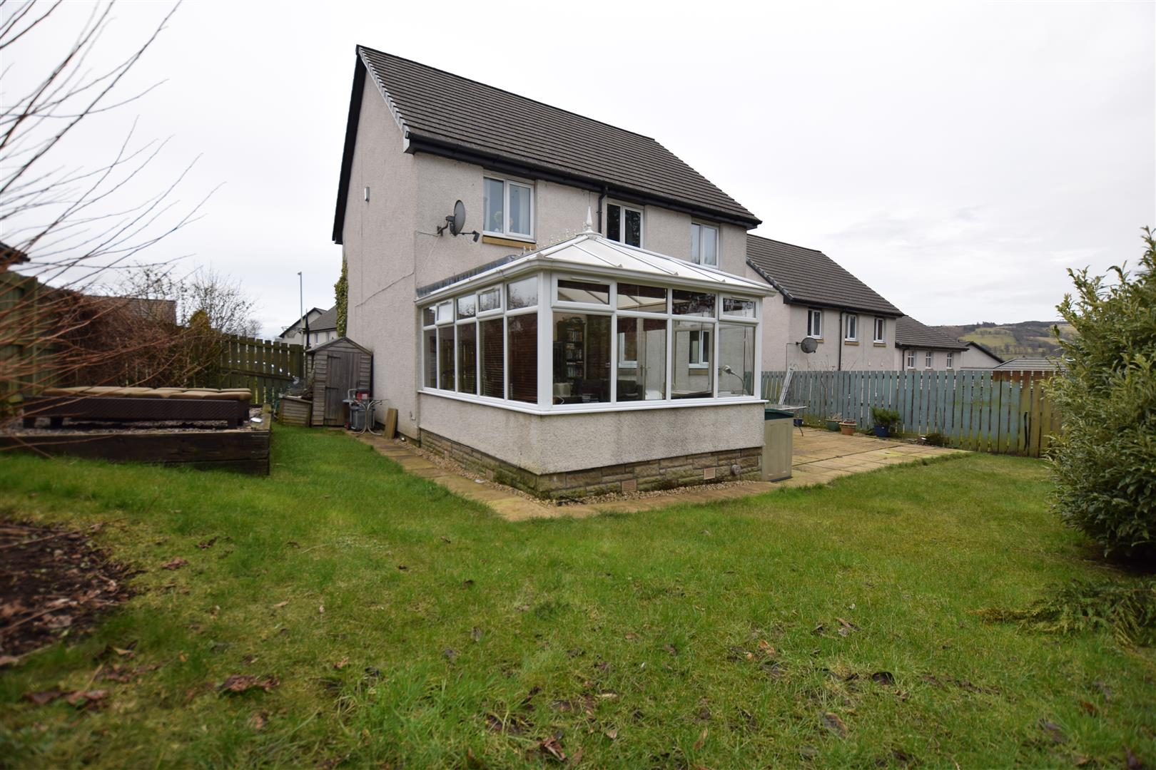 10, Lundies Walk, Auchterarder, PH3 1BG, UK